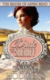 Book Cover: A BRIDE FOR THE SHERIFF by Sarah Hodgins