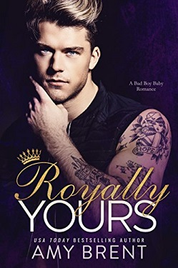 Royally yours by Amy Brent