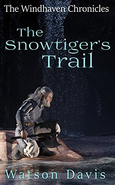 The Snowtiger's Trail by Watson Davis