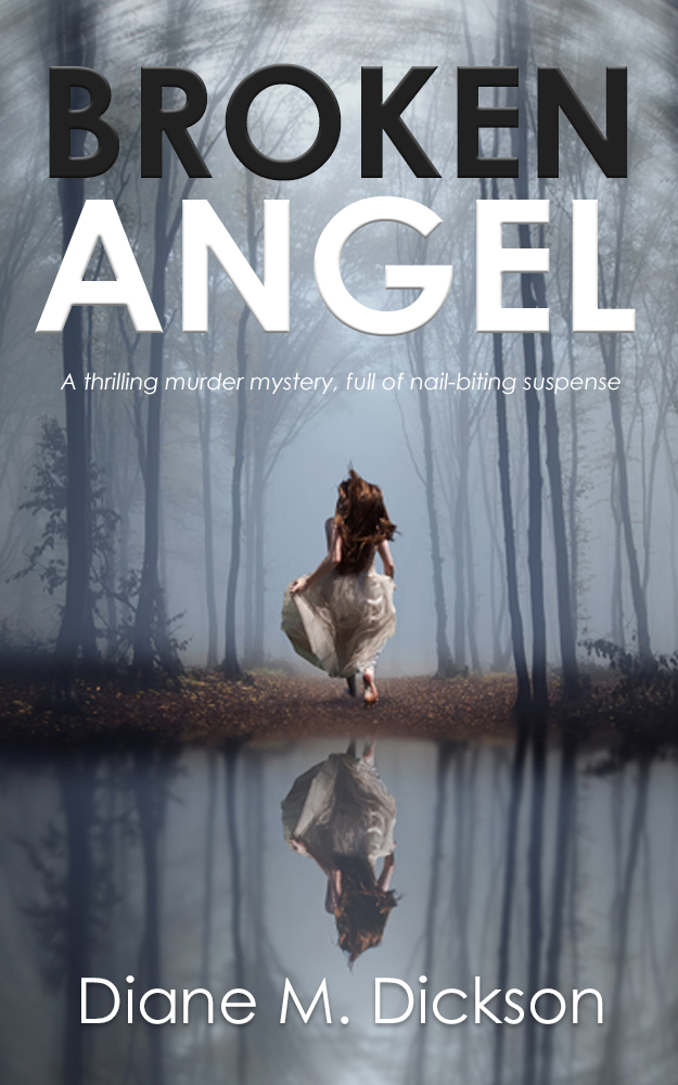 Broken Angel by Diane Dickson