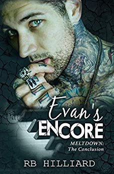 Evan's Encore by RB Hilliard
