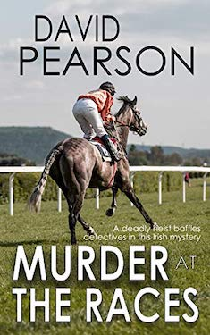Murder at the Races by David Pearson