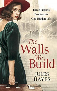 The Walls We Build by Jules Hayes