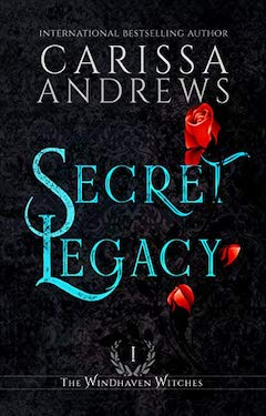 Secret Legacy by Clarissa Andrews