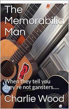 The memorabilia man by Charlie Wood