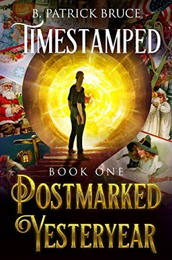 Timestamped by B. Patrick Bruce