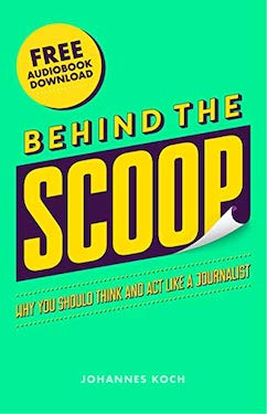 Behind the Scoop by Johannes Koch